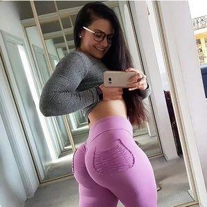 Pants - Scrunch butt Leggings